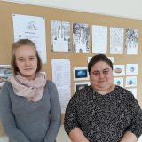 valgamaa-piirkondliku-emakeeleolumpiaadi-voitja-lullemae-pohikoolist-ere-kama-opetaja-liina-saksinguga